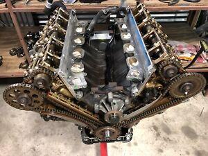 2003-2004 Ford Mustang SVT Cobra Engine Longblock Motor 4.6L 03 04 Forged Manley