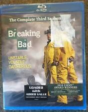 ** Breaking Bad: The Complete 3rd Season, Blu-ray Disc, brand new, sealed!