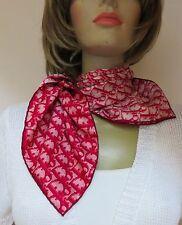 Christian Dior Monogram Silk Scarf - 100% Authentic