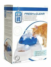 Catit Näpfe und Trinkbrunnen aus Kunststoff für Katzen