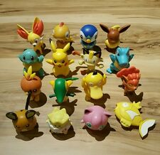 Pokemon McDonalds Happy Meal Toys EUROPE NEW 2016 FULL SET of 16 Characters OPEN