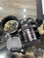 Sigma 45mm f2.8 DG DN Contemporary Lens for Sony E