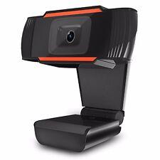ELEGIANT HD 12MP USB 2.0 Webcam Camera + MIC Clip-on For PC Computer Laptop