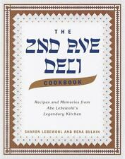 The 2nd Ave Deli Cookbook: Recipes and Memories from Abe Lebewohl's Legendary