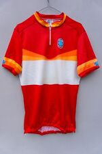 Maglia Ciclismo Vintage SEB Francesco MOSER Old Bike Cycling Italy Jersey Tg.XXL