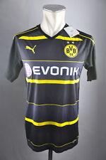 Borussia Dortmund Trikot Gr. S Jersey 2016-17 Away Trikot BVB Shirt