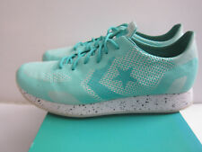 CONVERSE AUCKLAND RACER SZ 9.5 MINT LEAF GREEN ONE STAR 145301C