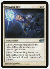 MTG X4: Oblivion Ring, Magic 2013, U, Light Play - FREE US SHIPPING!