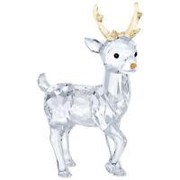 Swarovski Crystal Creation 5400072 Santa's Reindeer RRP $129