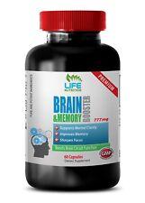 Acetyl-L Carnitine - Brain & Memory Booster 775mg - Brain Power Booster 1B