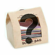 Moda Lucky DIP Wool Scrap Bag Squares 1/2 LB of Fabric
