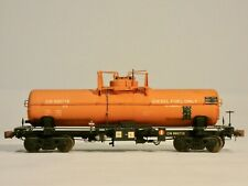 More details for sunshine models ho cn tank wagon, superdetailed weathered, suitable cpr,cnr