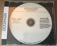 Kenwood KPG-128D Version 1.31 TK-2360 TK-3360 Programming Software For Windows