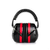 US Foldable Ear Muffs Noise Reduction 34dB Hearing Protection Gun Shooting Range