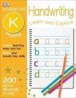 DK Workbooks: Handwriting: Printing, Kindergarten  VeryGood