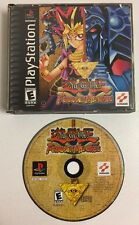 Yu-Gi-Oh Forbidden Memories (Sony PS1 PlayStation 1, 2001) Video Game