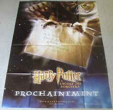 AFFICHE CINEMA 5978 - HARRY POTTER 1 A L'ECOLE DES SORCIERS PREVENTIVE- 120/160