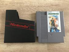 Nintendo (NES) - Snake's Revenge