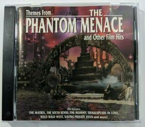 Phantom Menace And Other Hits Film Score Soundtrack Anthology Varese Sarabande