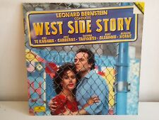 LEONARD BERNSTEIN conducts West side story 415253 1 2X33T