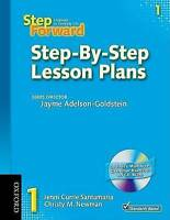 Step Forward 1: Step-By-Step Lesson Plans with Multilevel Grammar Exercises CD-R