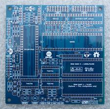 More details for 68k-mbc pcb blue solder mask (sbc featuring motorola 68008 cpu)