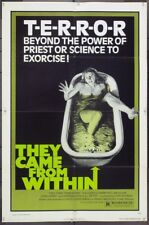 THEY CAME FROM WITHIN (1976) 9597