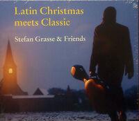 CD STEFAN GRASSE & FRIENDS - latin christmas meets classic, neu - ovp