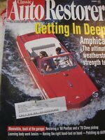 """Vtg Lot (5) """"Classic Auto Restorer"""" Various Issues Collectible Magazines  R1"""