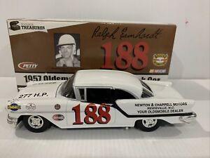 #88 Ralph Earnhardt 1957 Oldsmobile Hard Top Stock Car