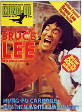 Kung-Fu Monthly Poster Magazine (The Wisdom of Bruce Lee!), Monthly No. 19