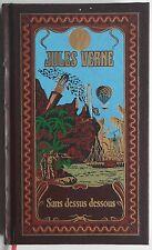 Sans dessus dessous Jules Verne