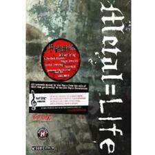 Various Artists : Metal = Life [2cd + Dvd] CD (2008) ***NEW***
