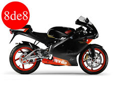 Aprilia RS 125 (2002) - Workshop Manual on CD