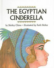 Egyptian Cinderella by Shirley Climo c1992, VGC Hardcover