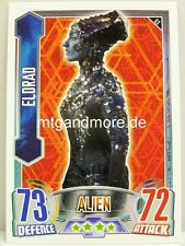 #063 Eldrad - Alien Attax Doctor Who