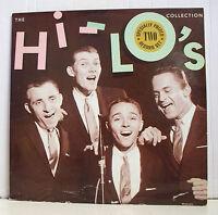 "2 x 33T THE HI - LO'S  Disques Vinyls LP 12"" COLLECTION Jazz MCA RECORDS 2-4171"