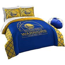 Northwest Golden State Warriors Full queen Comforter Bed Set Shams Official  3p 868cdd5cc