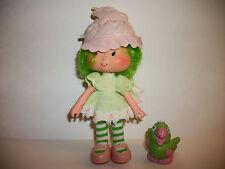 Strawberry Shortcake Vintage Doll Lime Chifon w Pet 80's Kenner Girls Toy
