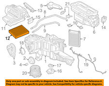 FORD OEM-Cabin Air Filter FL3Z19N619A
