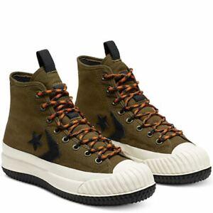Converse Bosey MC Hi Boots Shoes Men's size 9.5 166222C