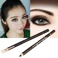 Eyeliner Bleistift Stempel Wasserdicht Schwarz Augen Make-Up Schönheit anha R6R8