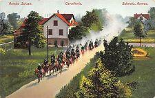 B20025 Armee Suisse Cavallerie 1912 Switzerland