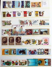 New Zealand – Selection of Sets – All Mint (Mainly UM) (R5-247)