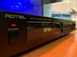Rotel RT-935AX Vintage Stereo Tuner Deck