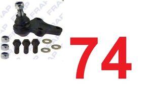 F1225 TESTINA BRACCIO OSCILLANTE ANTERIORE DX-SX SUZUKI VITARA X 90