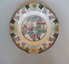 P. Regout Maastricht Chinoiserie CANTON Dinner Plate 8 1/2""