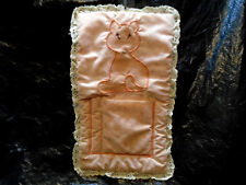 HANDMADE CAT KITTEN FIGURE PEN & PAPER, CELL PHONE OR REMOTE HOLDER WALL HANGING