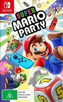 Nintendo Super Mario Party - Nintendo Switch - Brand New - Free Shipping