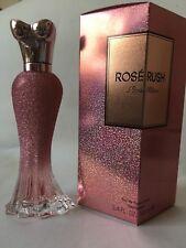 Paris Hilton ROSE RUSH 3.4oz/100ml Eau De Parfum Spray ,SEALED,100% AUTHENTIC